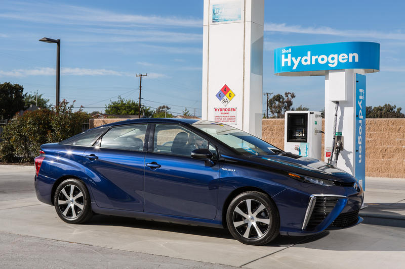 2016 Toyota Mirai High Resolution Exterior - image 578062
