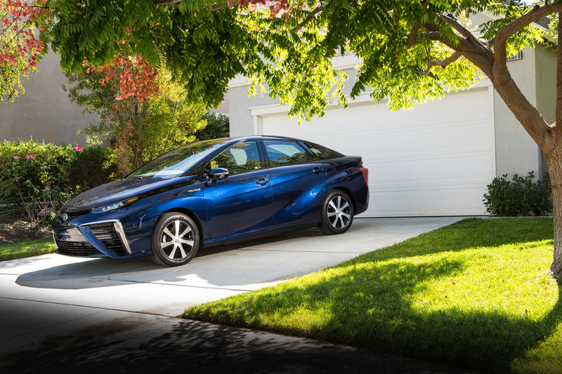 2016 Toyota Mirai High Resolution Exterior - image 578067