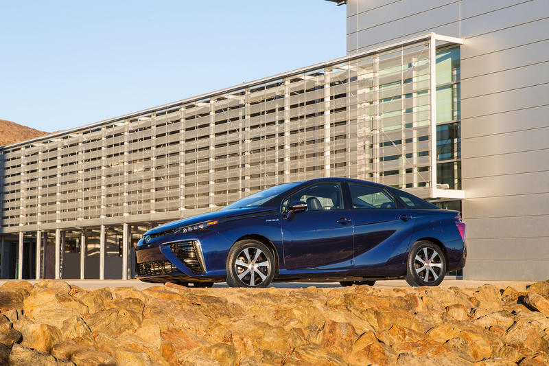 2016 Toyota Mirai High Resolution Exterior - image 578101