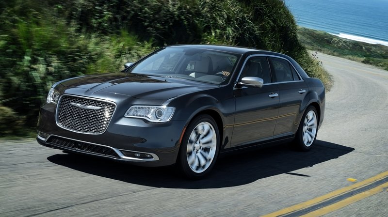 2018 Chrysler 300 High Resolution Exterior - image 580740