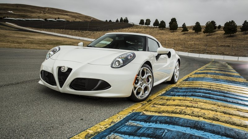 Alfa Romeo Plans Eight New Models By 2018
