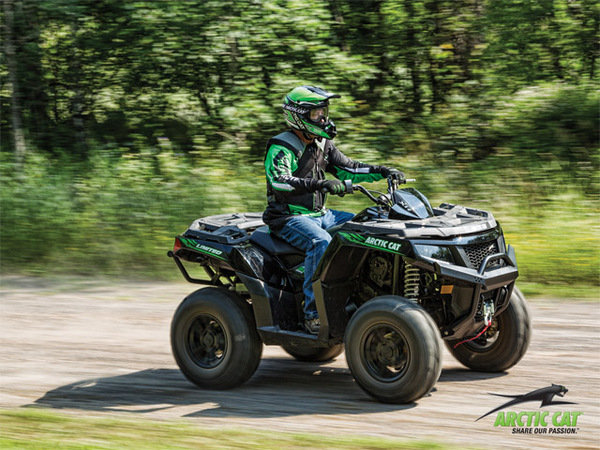 Who Makes Arctic Cat  Wheelers
