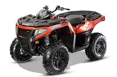 2015 Arctic Cat XR 550 XT EPS