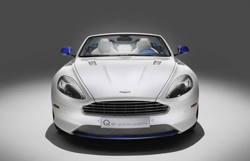 2015 Aston Martin DB9 Volante by Q by Aston Martin High Resolution Exterior - image 576823