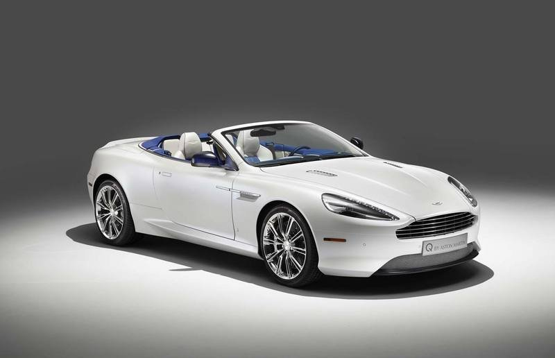 2015 Aston Martin DB9 Volante by Q by Aston Martin High Resolution Exterior - image 576816