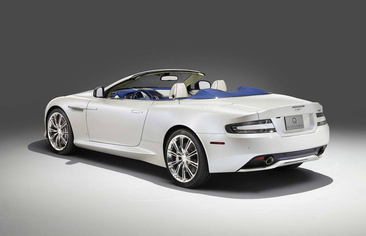 2015 Aston Martin DB9 Volante Features Review