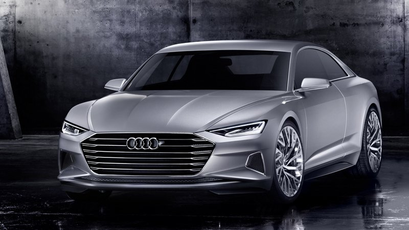 Audi Prologue Concept Inspires Design Language for Future A8, A7 and A6