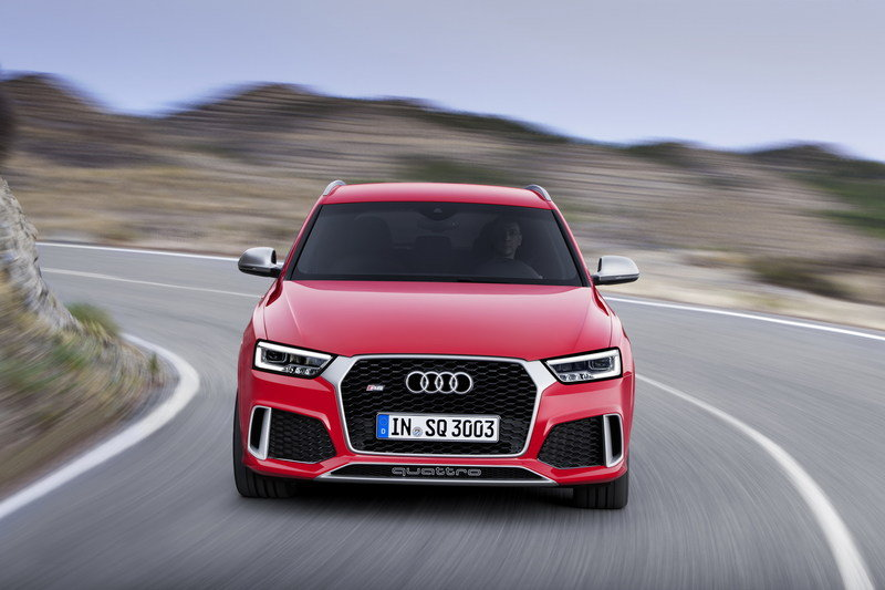 2015 Audi RS Q3 High Resolution Exterior - image 576602