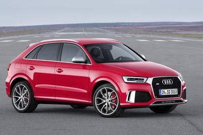 The lightly revised RS Q3 will arrive soon with respectable horsepower gains. Still no U.S. release date though.