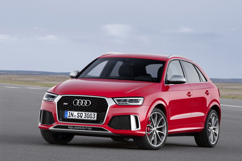 2015 Audi RS Q3 High Resolution Exterior - image 576592