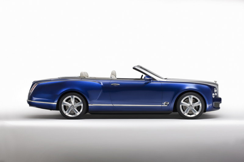 2015 Bentley Grand Convertible Concept High Resolution Exterior - image 578042