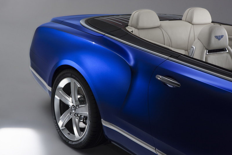 2015 Bentley Grand Convertible Concept Exterior - image 578044