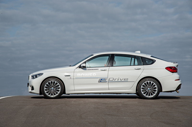 2015 BMW 5 Series GT Power eDrive High Resolution Exterior - image 580630