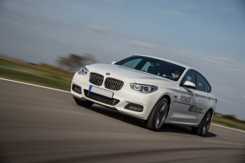 2015 BMW 5 Series GT Power eDrive High Resolution Exterior - image 580631