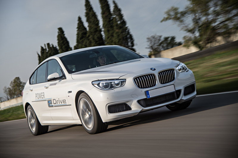 2015 BMW 5 Series GT Power eDrive High Resolution Exterior - image 580632