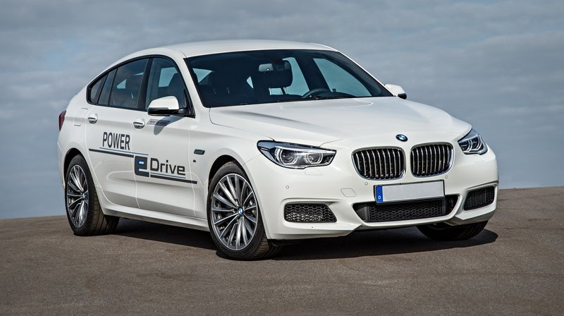 2015 BMW 5 Series GT Power eDrive