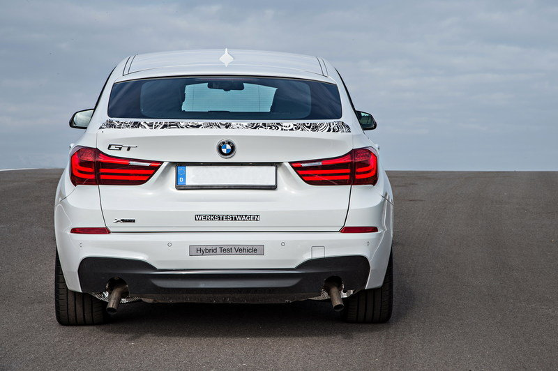 2015 BMW 5 Series GT Power eDrive High Resolution Exterior - image 580626