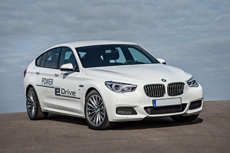 2015 BMW 5 Series GT Power eDrive High Resolution Exterior - image 580621