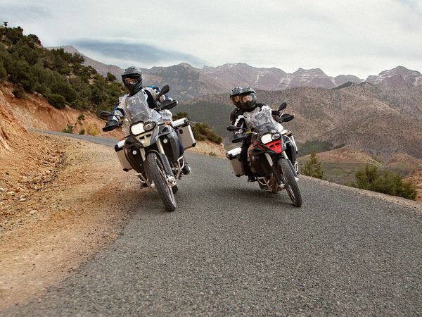 2015 bmw f 800 gs adventure motorcycle review top speed. Black Bedroom Furniture Sets. Home Design Ideas
