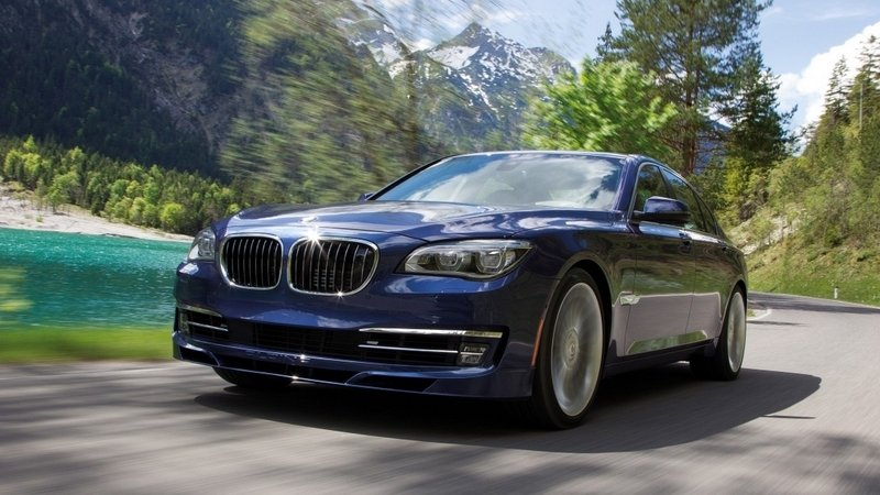 BMW Product Offensive Continues, but Still No M7 Plans