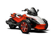 2015 Can-Am Spyder RS-S - image 579008