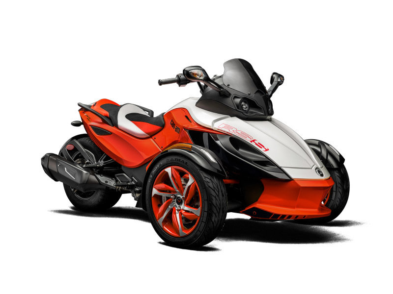 2015 Can Am Spyder Rs S Top Speed