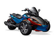 2015 Can-Am Spyder RS-S - image 579009