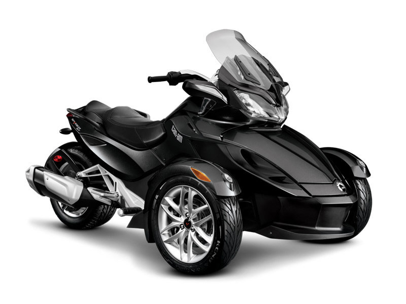 2015 Can-Am Spyder ST Exterior - image 579023