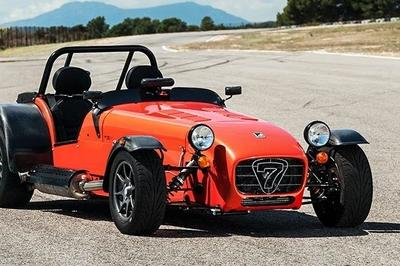 Caterham Plans Three New Seven Variants for 2015