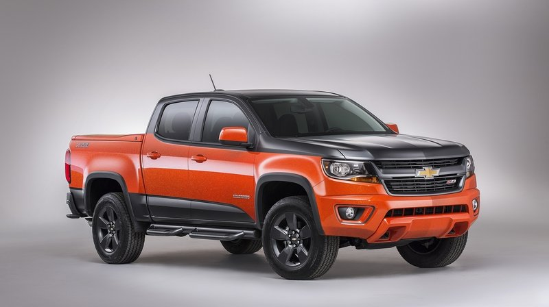 2015 Chevrolet Colorado Nautique