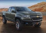 2014 Chevrolet Colorado ZR2 Concept - image 578836