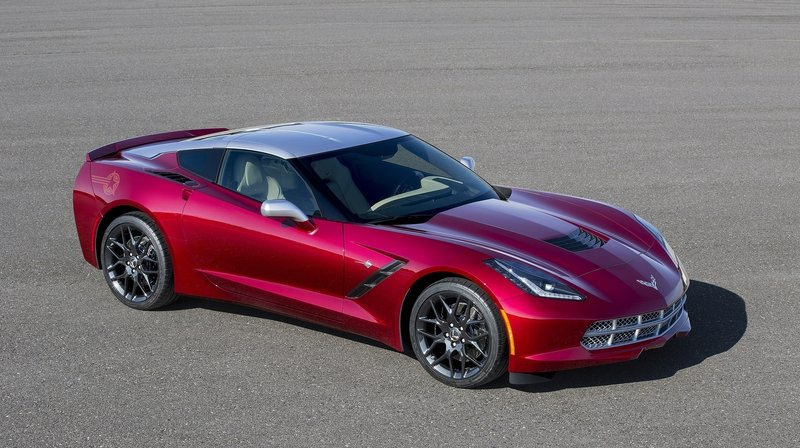 2015 Chevrolet Corvette Stingray by Paul Stanley