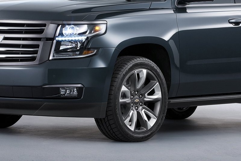 2015 Chevrolet Tahoe Premium Outdoors Concept High Resolution Exterior - image 576076