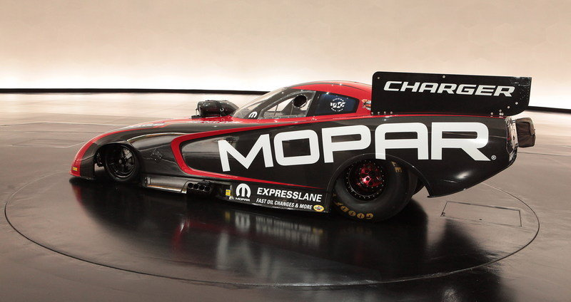 2015 Dodge Charger R/T NHRA Funny Car High Resolution Exterior - image 576365