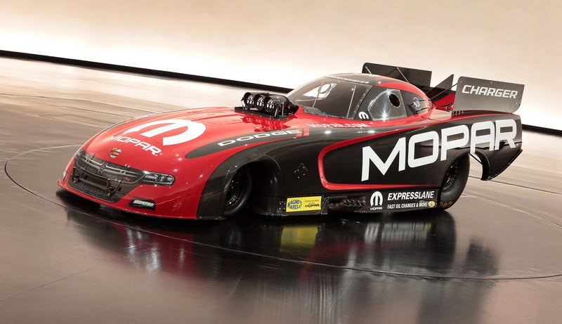 2015 Dodge Charger R/T NHRA Funny Car High Resolution Exterior Wallpaper quality - image 576367