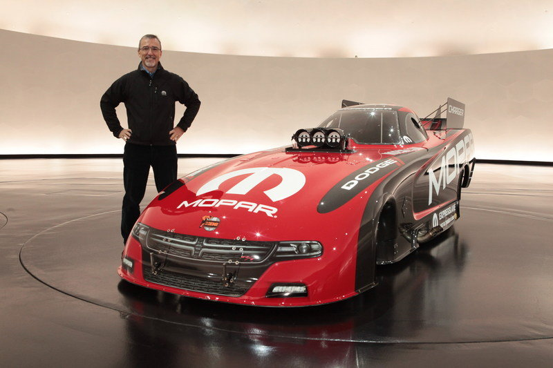 2015 Dodge Charger R/T NHRA Funny Car Exterior - image 576368