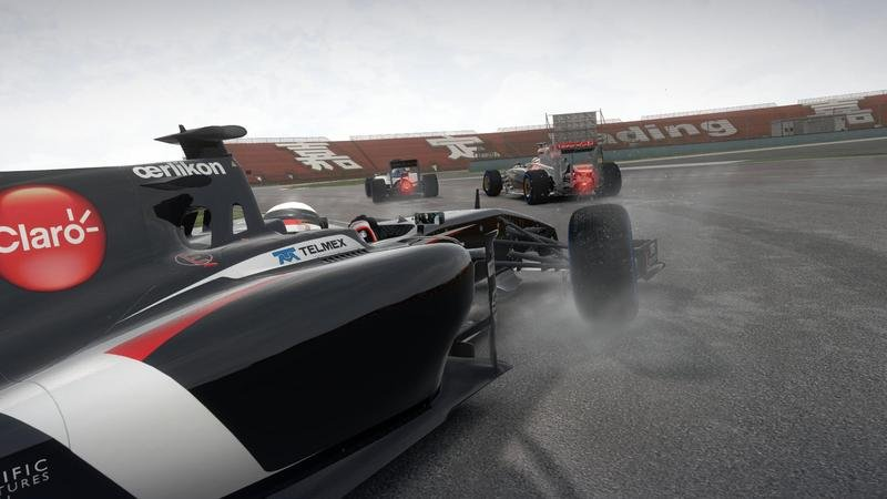 F1 2014 - TopSpeed Review