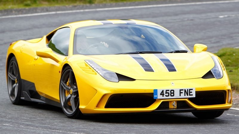 Ferrari Telling 458 Speciale Buyers to Add More Options or Lose Their Order