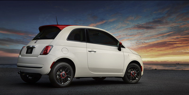 2015 Fiat 500 Ribelle High Resolution Exterior - image 576795