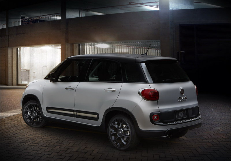 2015 Fiat 500L Urbana Trekking High Resolution Exterior - image 576798