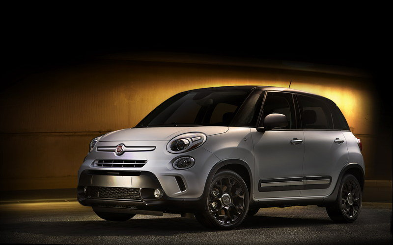 2015 Fiat 500L Urbana Trekking High Resolution Exterior Wallpaper quality - image 576799