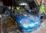 "First ""Sinkhole"" Corvette Restored in Time for SEMA - image 576293"