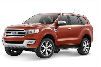 A Ford Everest Raptor Is In The Works Could Lead To A Bronco Raptor