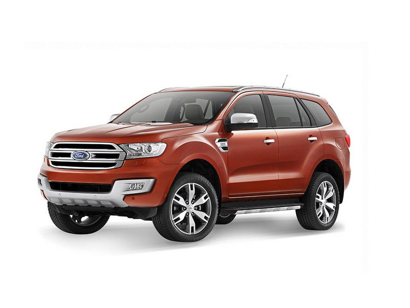 2015 Ford Everest High Resolution Exterior - image 577488