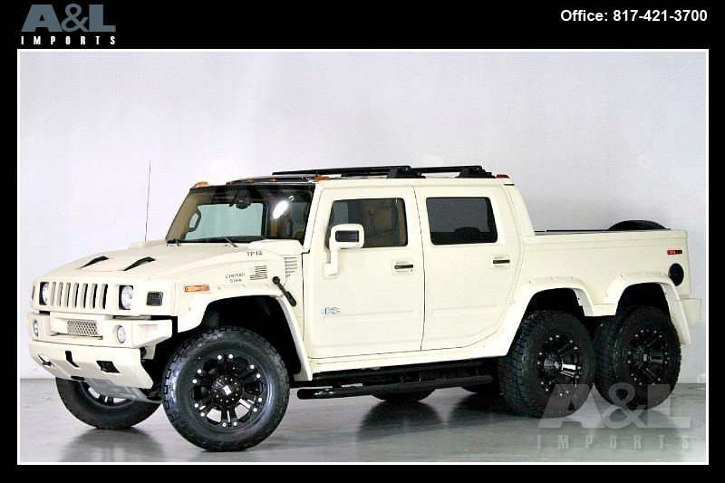 Hummers For Sale >> 2009 Hummer H2 SUT 6-Wheeler | Top Speed