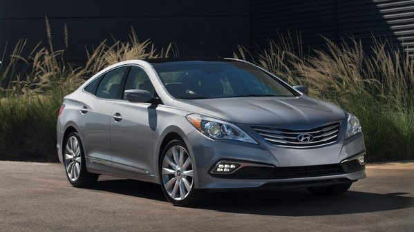 2015 Hyundai Azera | car review @ Top Speed