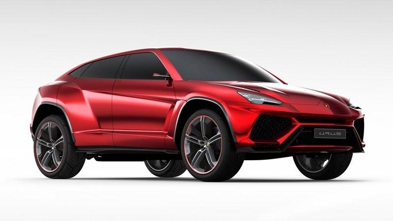 Lamborghini Could Build the Urus SUV Outside Italy
