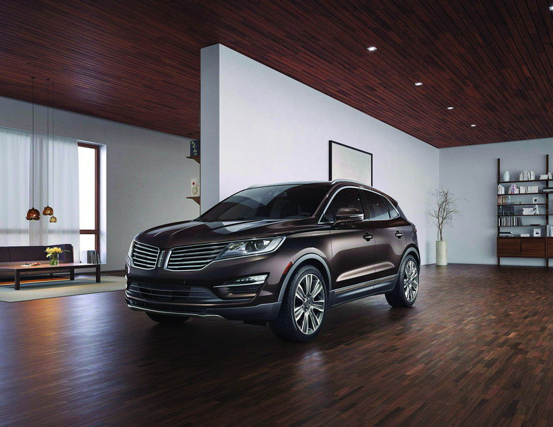 2015 Lincoln MKC Black Label