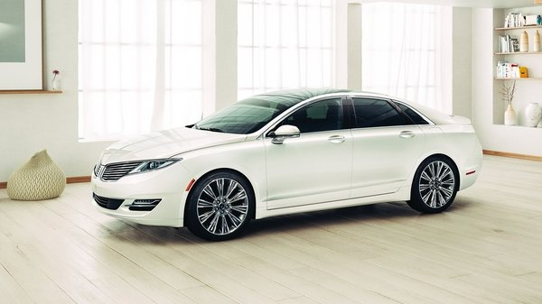 2015 Lincoln Mkz Black Label >> 2015 Lincoln MKZ Black Label | car review @ Top Speed