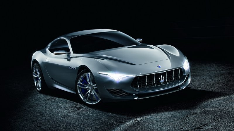 Maserati Plans to Expand its Lineup in the Future